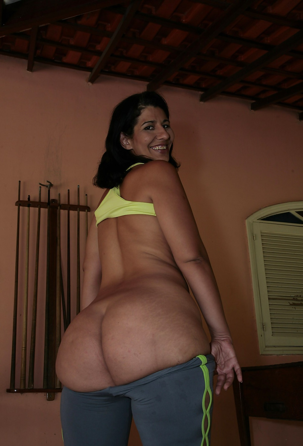 Latina Amateur Big Ass Pov