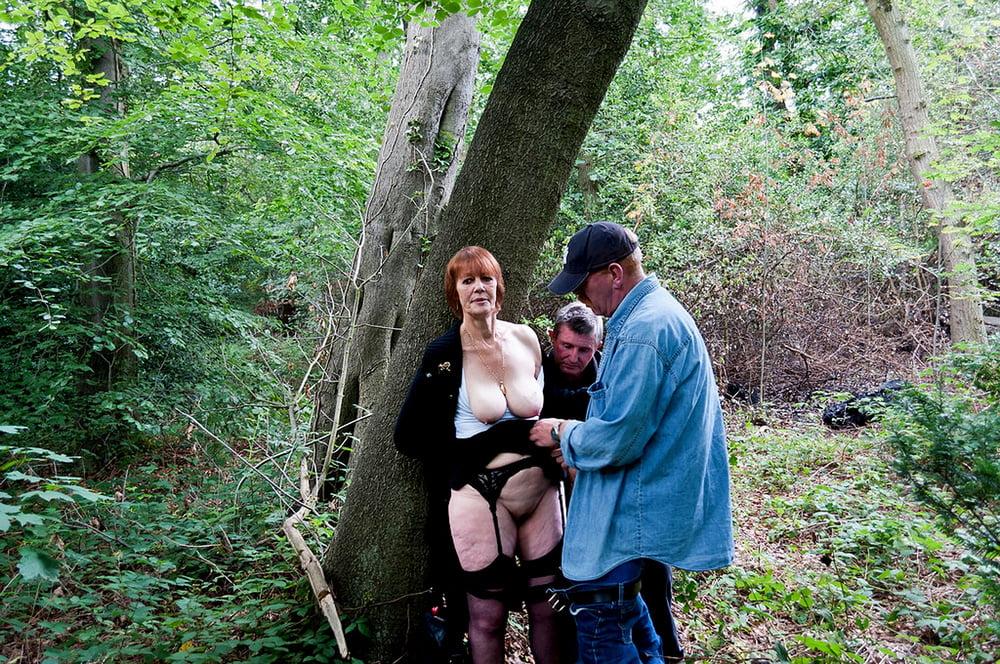 Sluts In The Woods