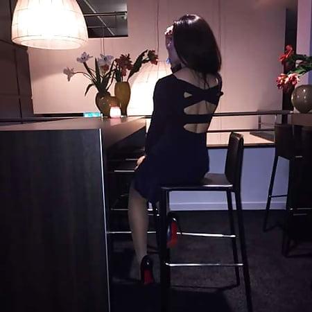 black fashion pantyhose shemales