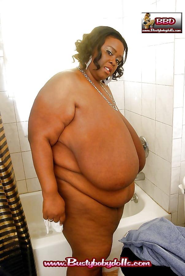 naked models Sexy ebony