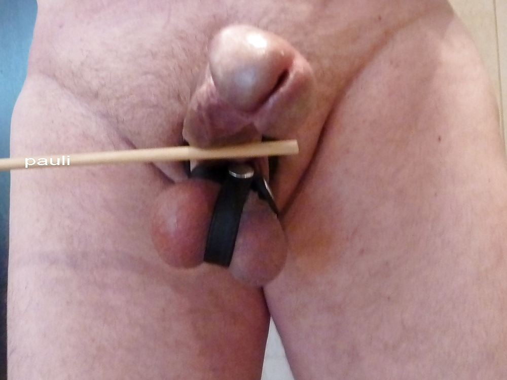 Cock Caning