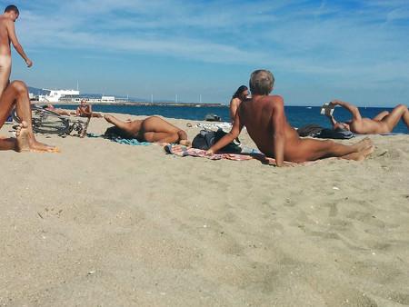 Hots Nude Beaches Near Barcelona Scenes