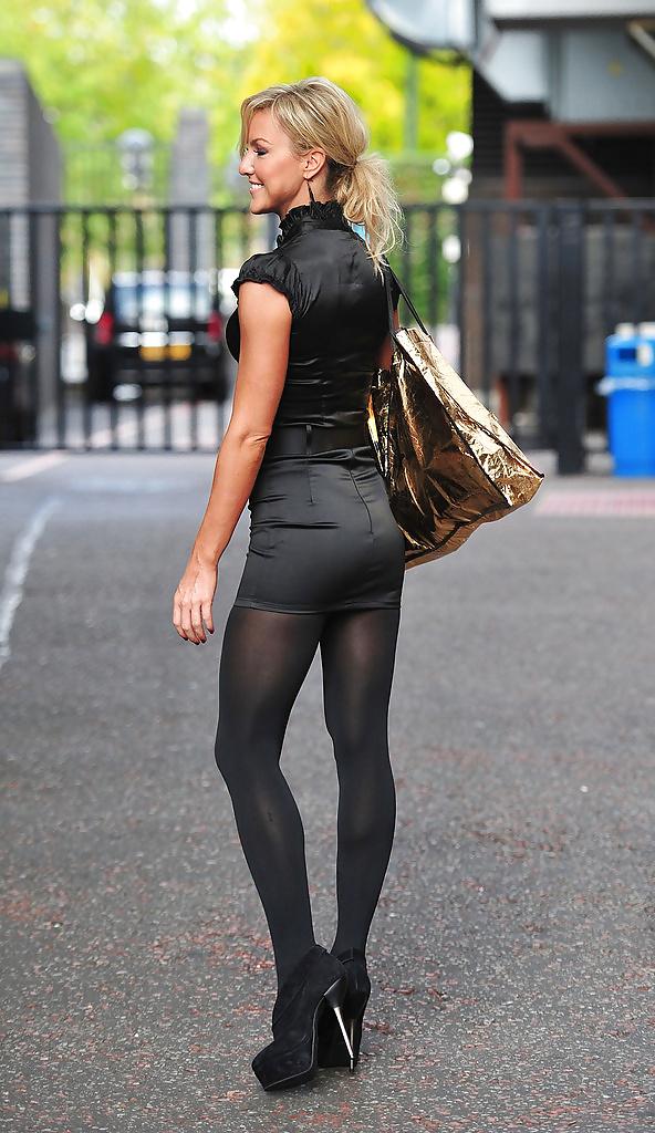 Women in boots and black pantyhose, vanessa blake xxx gif