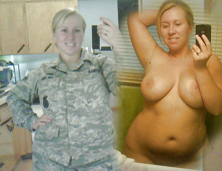 Air force girls naked