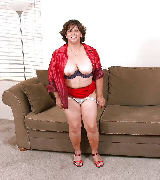 Delores undressing