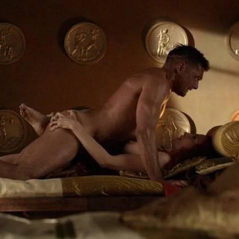 Compilation Of Luscious Spartacus Nude Scenes With Lucy Lawless And More