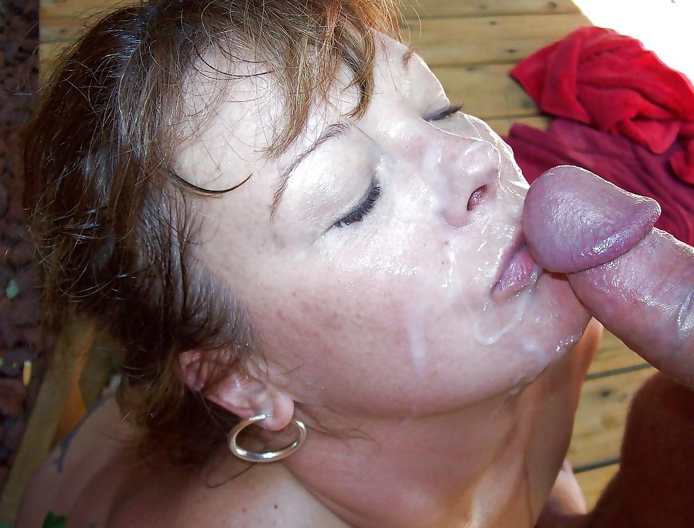 Кончают в рот длинноногим мамочкам — photo 8