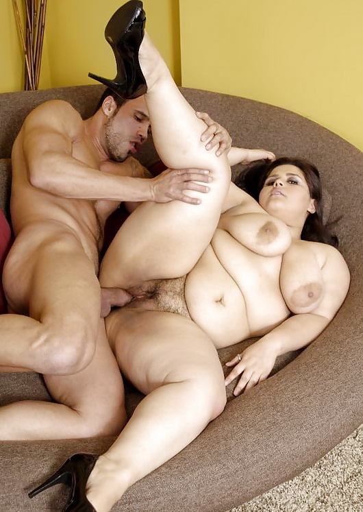 Fat chicks sex positions — pic 8