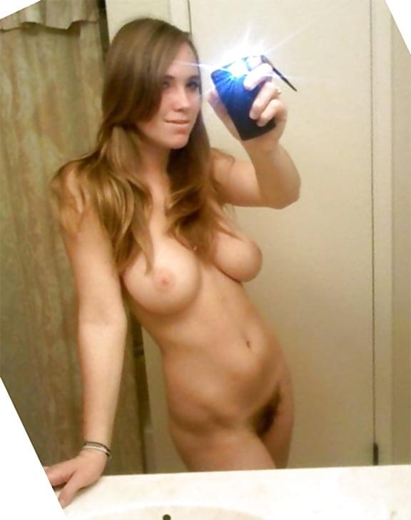 Selfie naked hairy girl, sex nacked wild photos