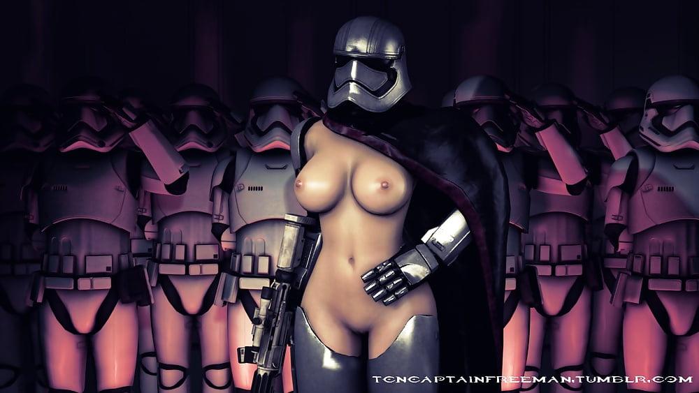 Clone wars asoka porn
