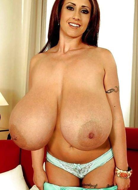 The biggest black tits-9717