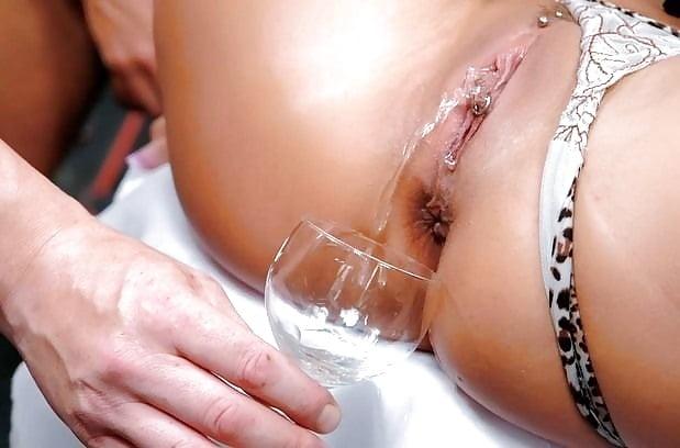 Фото женского оргазма в стакан — 2