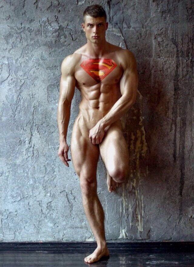 Sexy gay naked