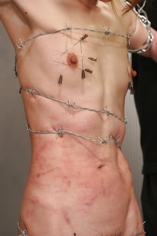 Naked woman barbed wire, my orgasm homemade video