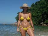 Mature bikini beach 19