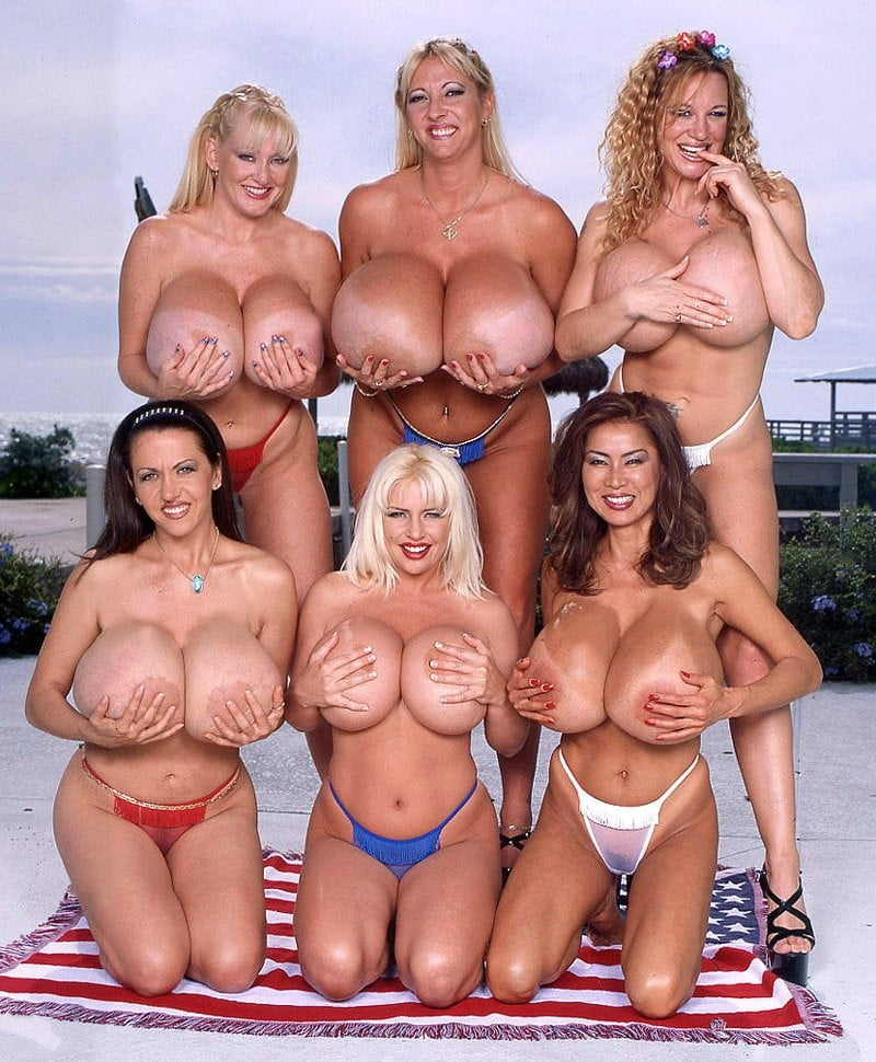 Nude big tits competition