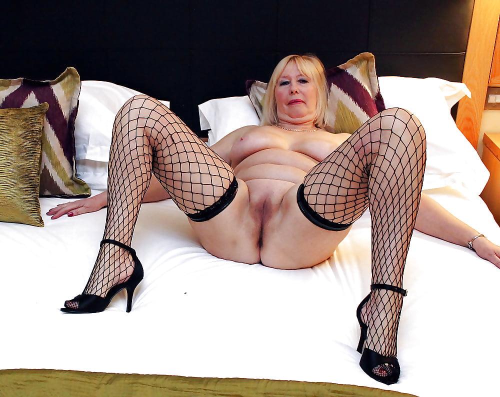 Grannies black stockings porn, the best porn