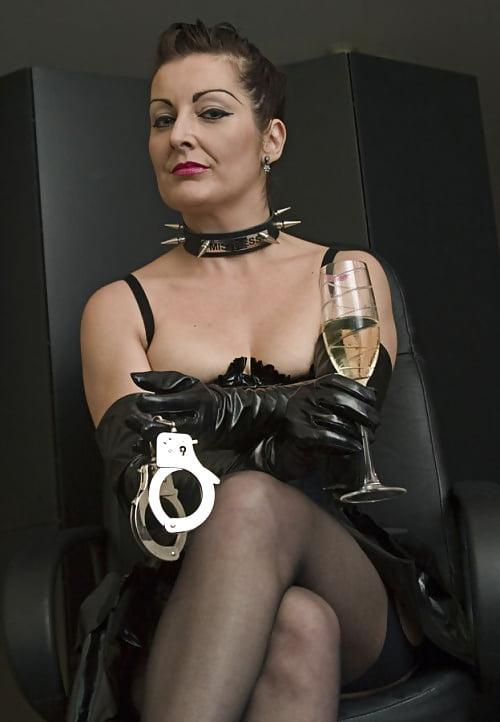 mistress femdom Granny