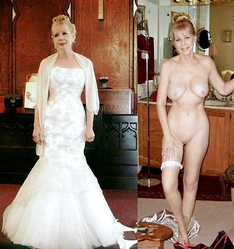 голые женщины свадьба напротив