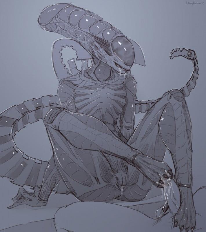 Cartoon porn alien-1618