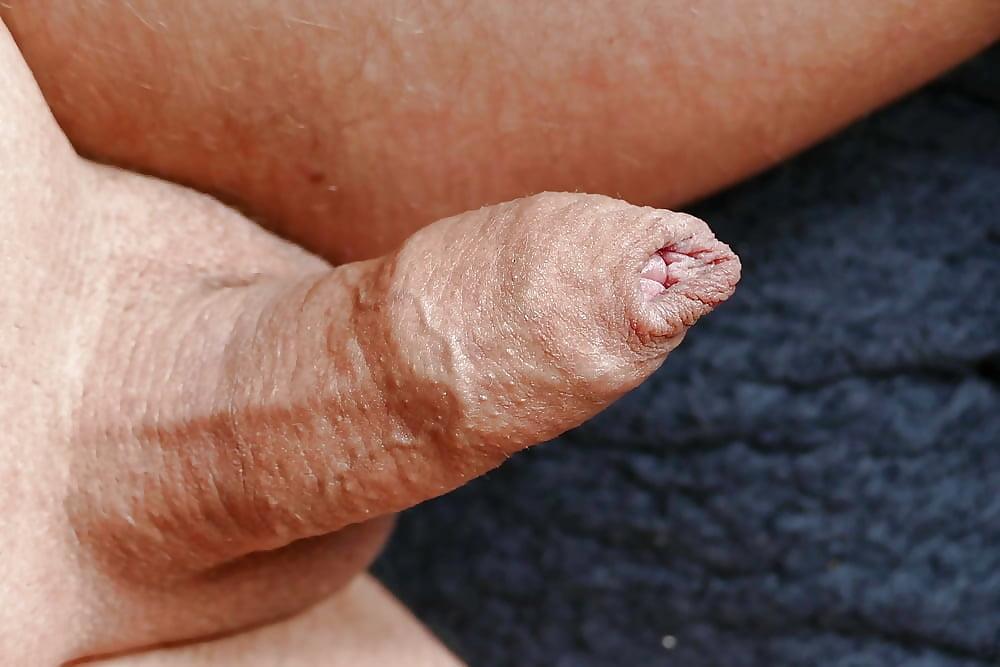 Порно члена с крайней плотью 6