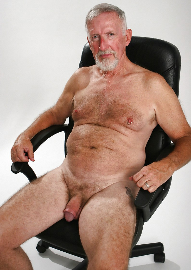 Free pics of naked old men