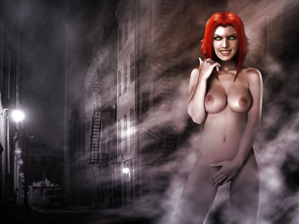 Bloodrayne Nude Scenes
