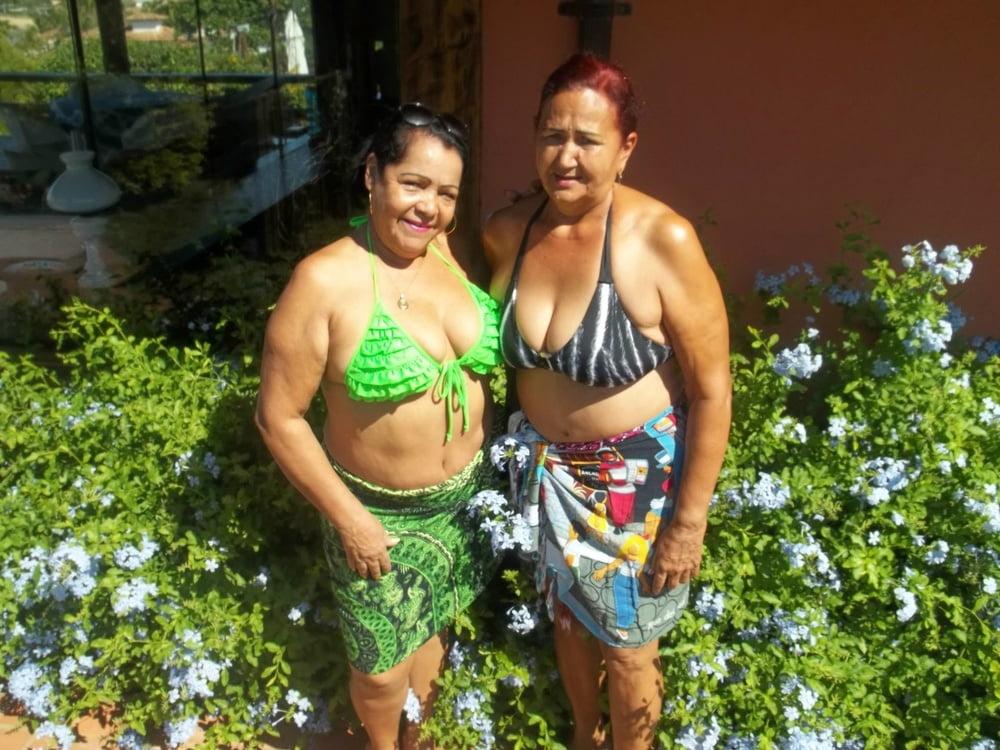 Bbw brazilian lesbian