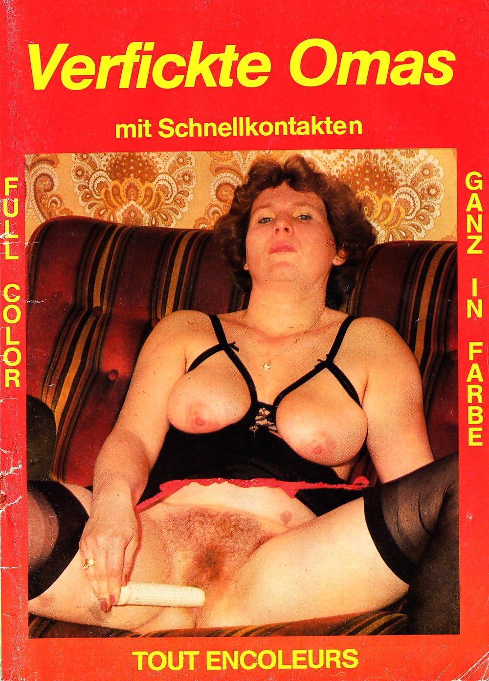 Grannies porn magazines — photo 12