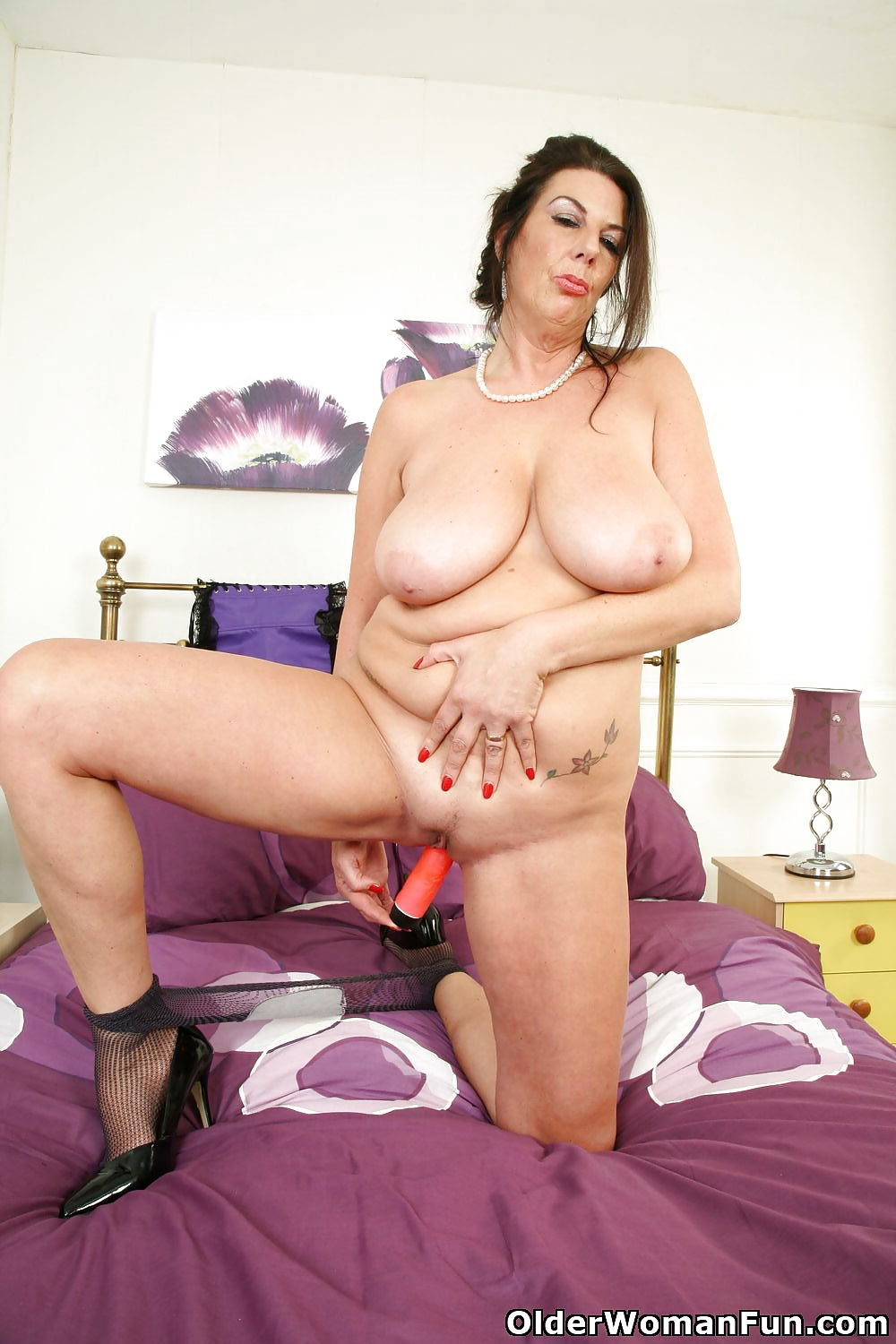 Can her uk tits big lush lulu milf natural unleashes sorry, that