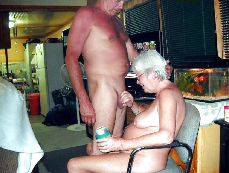 Senior citizen amateur sex