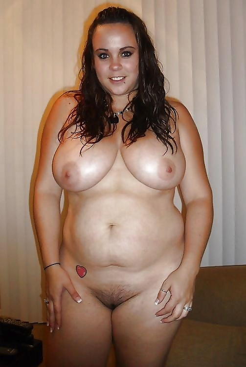 Magnificent mature chubby brunette