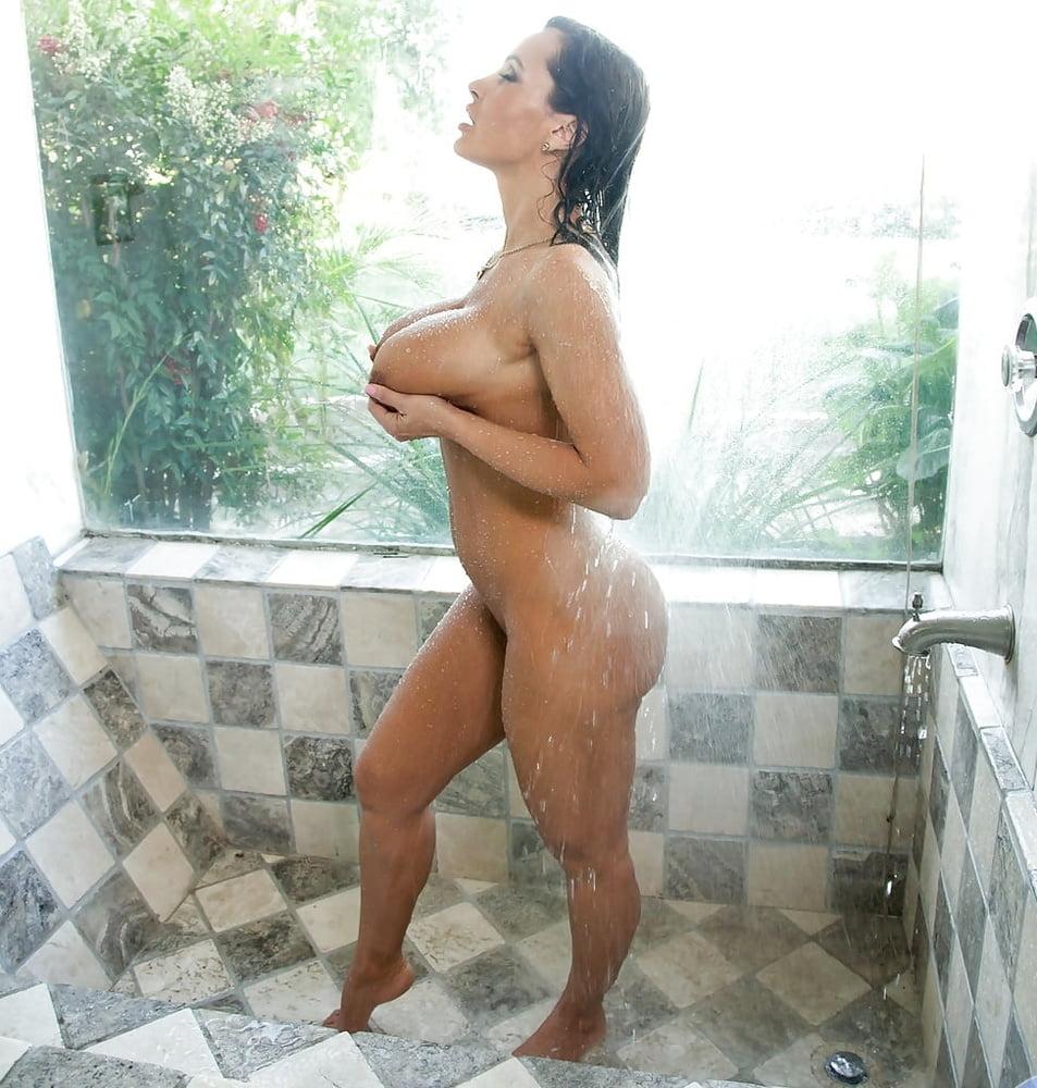 Lisa Ann Fucked Hard Bathroom