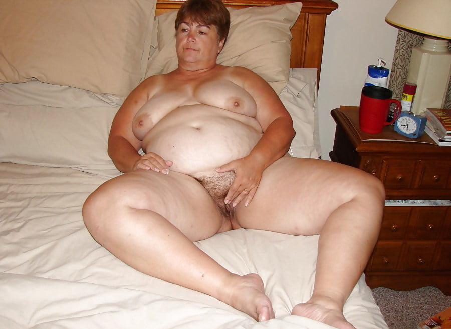Bbw jackie topless and panties