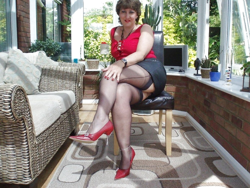 Mature ladies in ff stocking videos