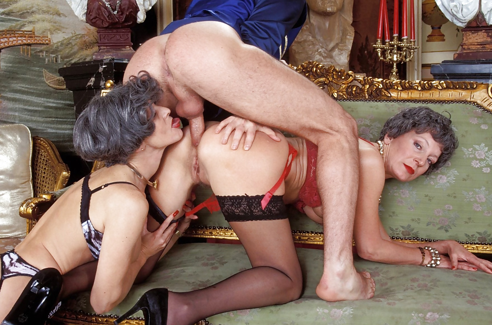 Порно француженки в возрасте — img 11
