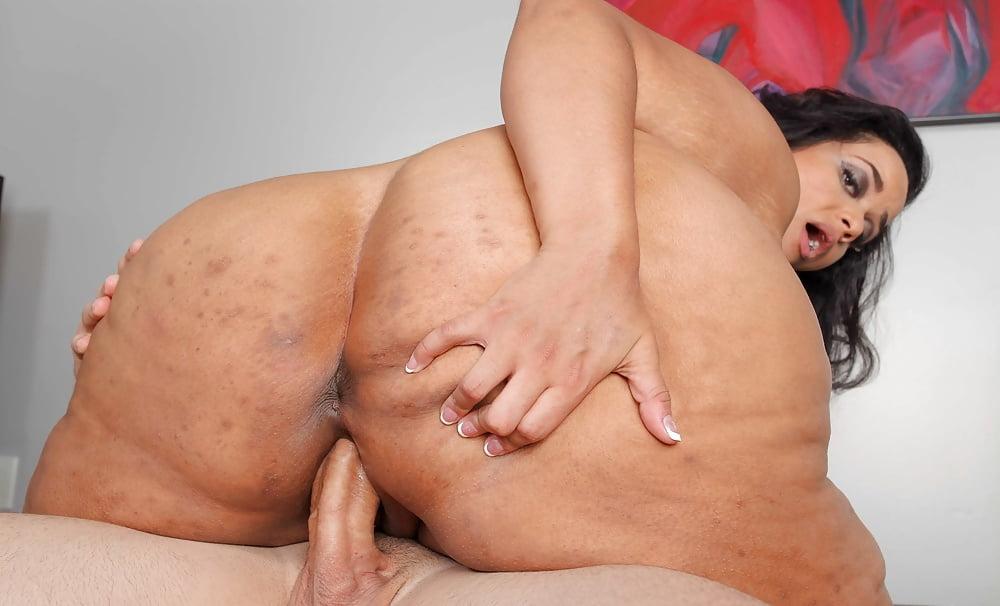 Как ебутся толстожопые леди