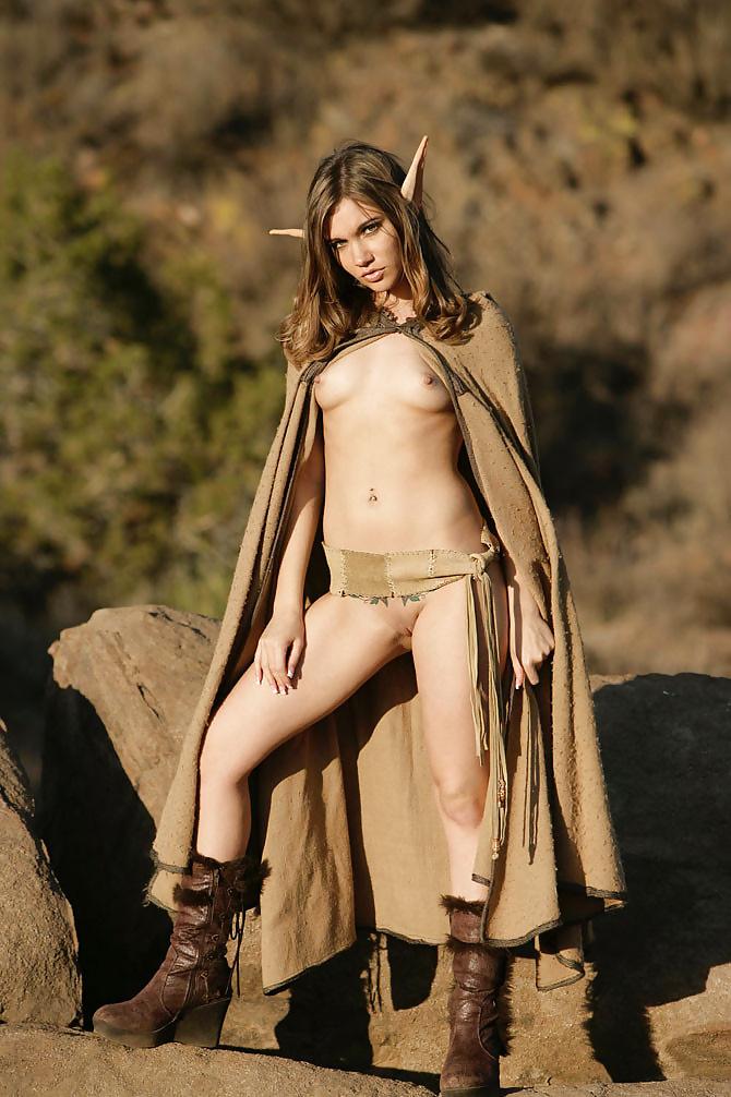 Sexy larp nude