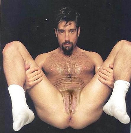 Man with vagina porn
