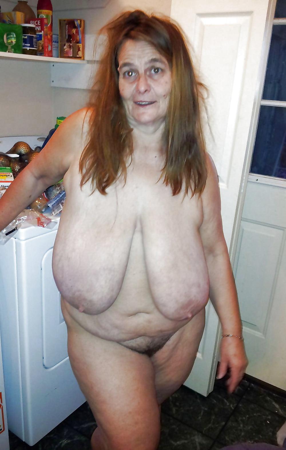 Ugly older women pics