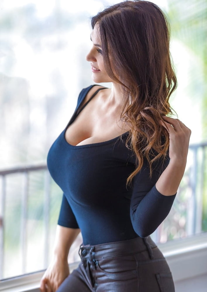Are women's breasts getting bigger