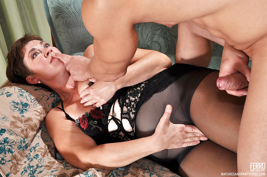 Nylon sex moms — 7