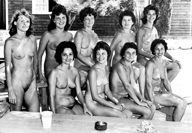 Vintage Nudist Camp - 38 Pics  Xhamster-4588