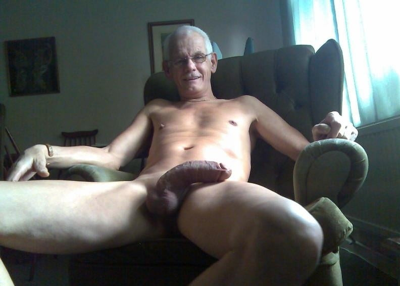 Big mature cock of the month silverdaddy the art of hapenis