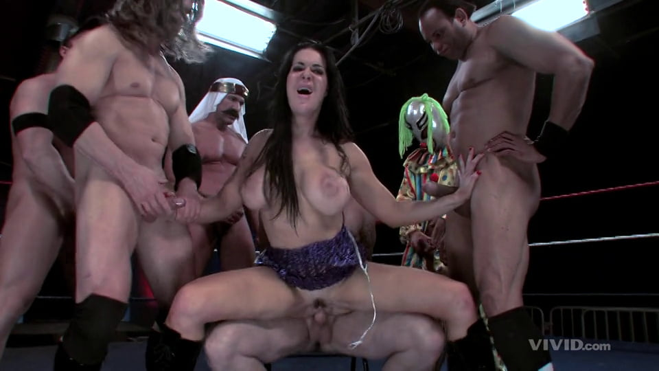 Joanie laurer playboy pics tape private