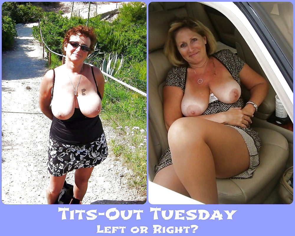 Tits out tuesday 9