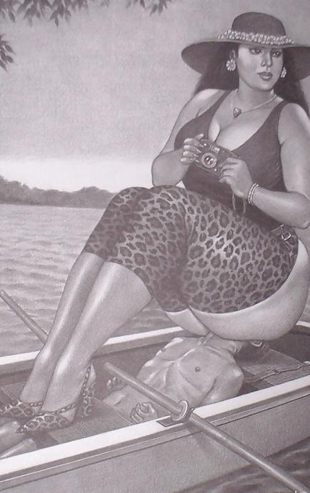 Картинки на тему женское доминирование от намио харукава