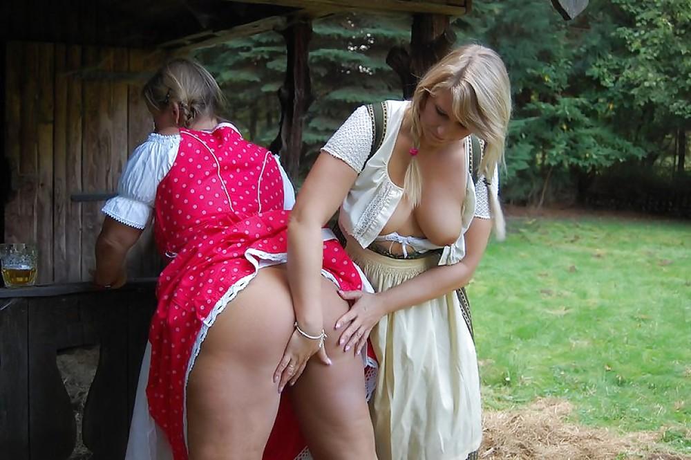 выдался баварские бабы порно несколько