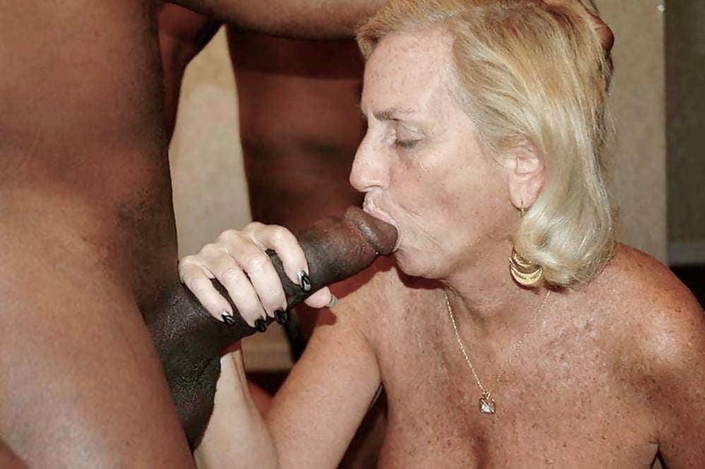 Older german blowjob