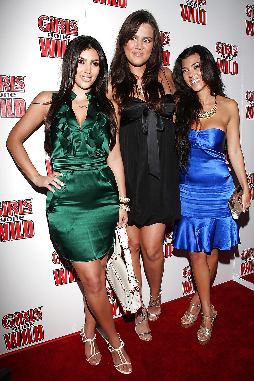 Kardashian naked pics